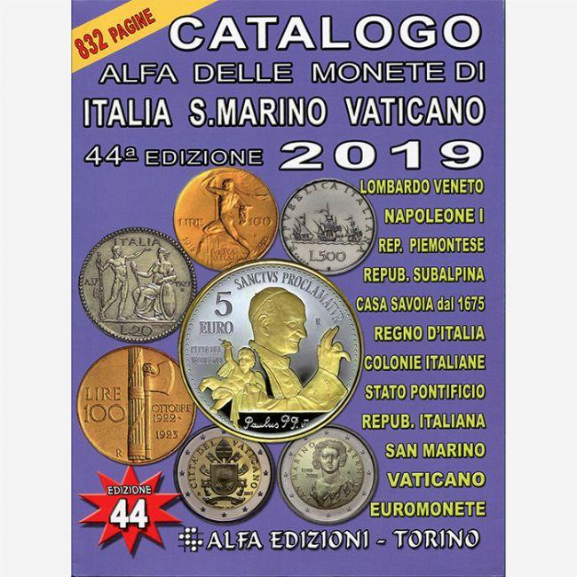 4671b7d7f7 Cataloghi Monete Negozio Francobolli e Monete Roma | Filatelia ...